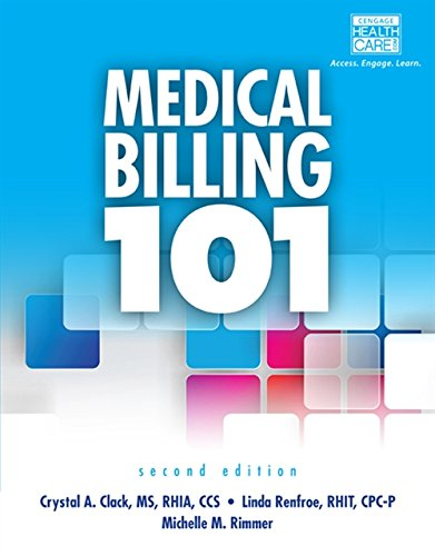 9781133936817: Medical Billing 101 (with Cengage EncoderPro Demo Printed Access Card and Premium Web Site, 2 terms (12 months) Printed Access Card)