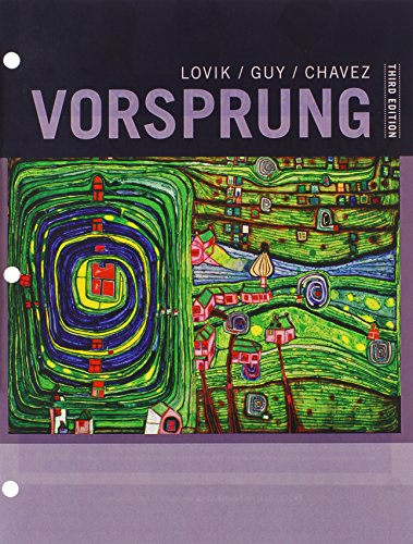 9781133937609: Vorsprung: A Communicative Introduction to German Language and Culture