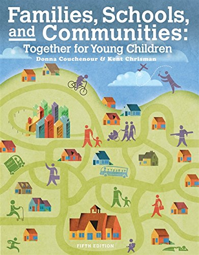 9781133938941: Families, Schools and Communities: Together for Young Children
