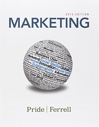 Marketing 2014: O. C. Ferrell;