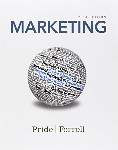 9781133939252: Marketing 2014