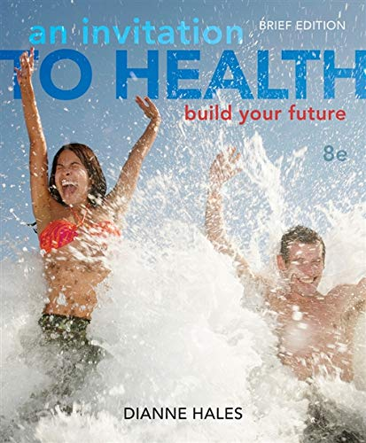 9781133940005 an invitation to health building your future brief 9781133940005 an invitation to health building your future brief edition with personal stopboris Gallery
