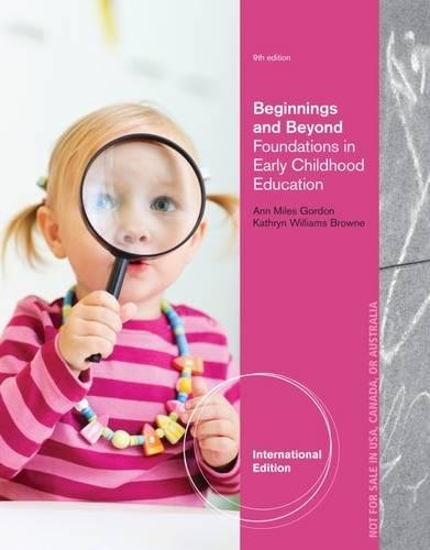 9781133940531: Beginnings and Beyond: Foundations in Early Childhood Education