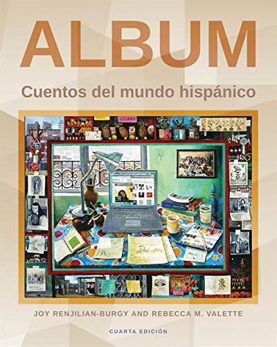 Album (World Languages): Renjilian-Burgy, Joy; Valette,