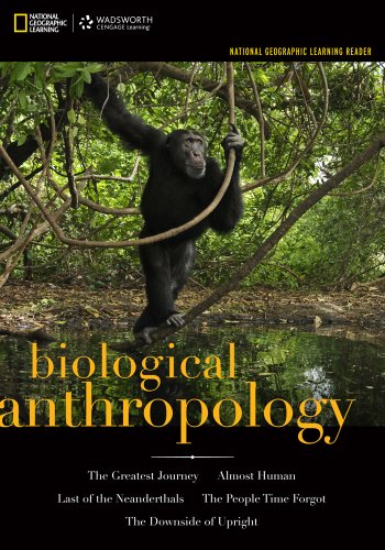 9781133941934: National Geographic Learning Reader: Biological Anthropology (Book Only)