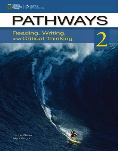 9781133942160: Pathways 2: Reading, Writing, and Critical Thinking: Text with Online Access Code
