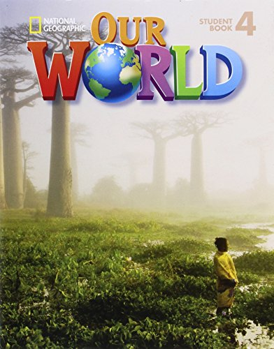 9781133942405: Our World 4: Student Book with CD-ROM