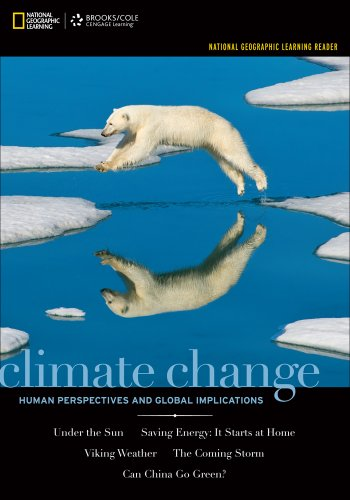 National Geographic Learning Reader: Climate Change (book only): Learning, National Geographic