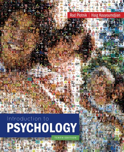 9781133943495: Introduction to Psychology