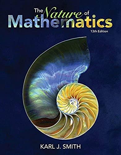 9781133947257: Nature of Mathematics (MindTap Course List)
