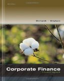 Corporate Finance. A Focused Approach.: Michael C. Ehrhardt, Eugene F. Brigham