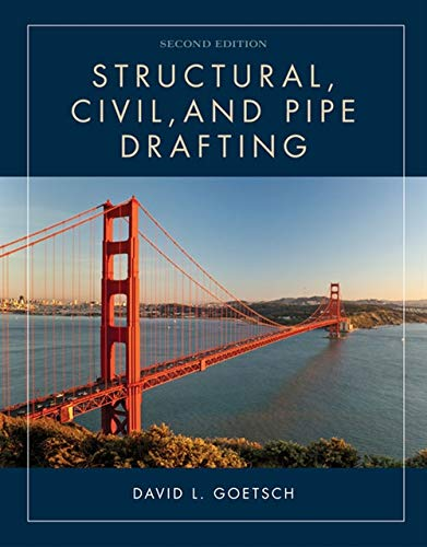 9781133949398: Structural, Civil and Pipe Drafting