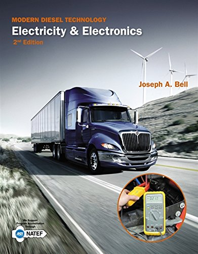 9781133949800: Modern Diesel Technology: Electricity & Electronics