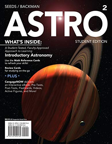 ASTRO 2 (with CengageNOW Printed Access Card): Backman, Dana, Seeds,