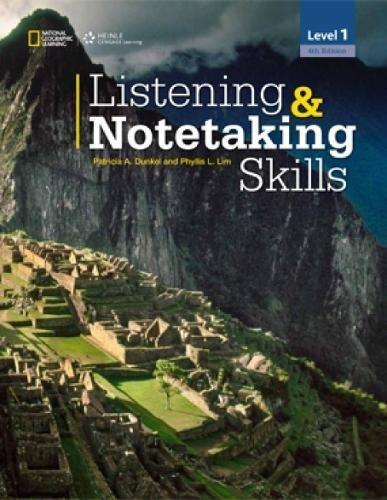 Listening & Notetaking Skills 1: Lim, Phyllis L.,