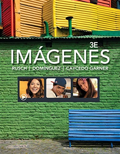 9781133952343: Imágenes: An Introduction to Spanish Language and Cultures (World Languages)
