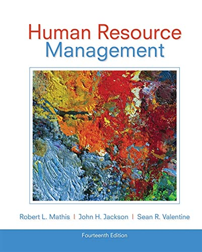 Human Resource Management: MATHIS