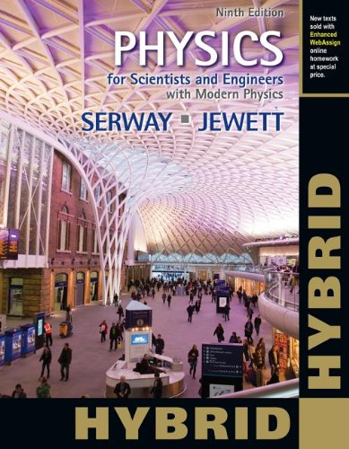 9781133953982: Physics for Scientists and Engineers with Modern Physics, Hybrid (with Enhanced WebAssign Homework and eBook LOE Printed Access Card for Multi Term Math and Science)