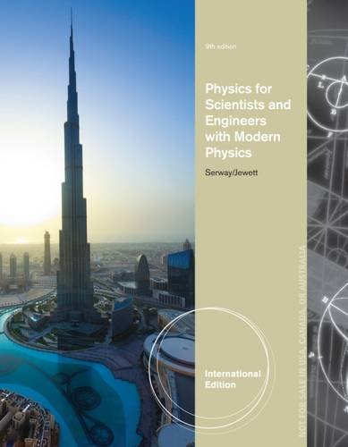 9781133953999: Physics for Scientists and Engineers with Modern Physics