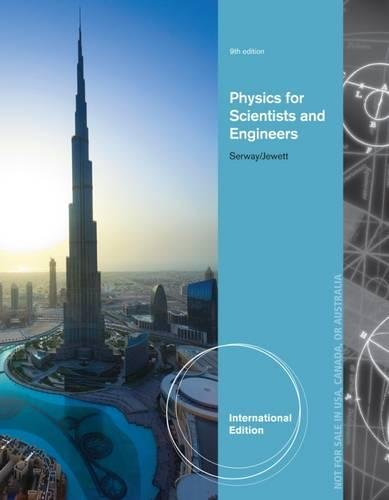9781133954071: Physics for Scientists and Engineers