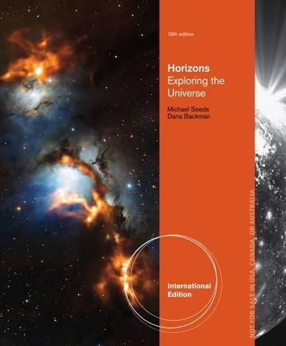 9781133954170: Horizons: Exploring the Universe, International Edition