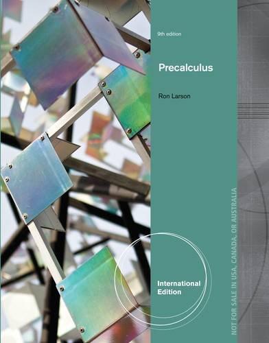 9781133954576: Precalculus