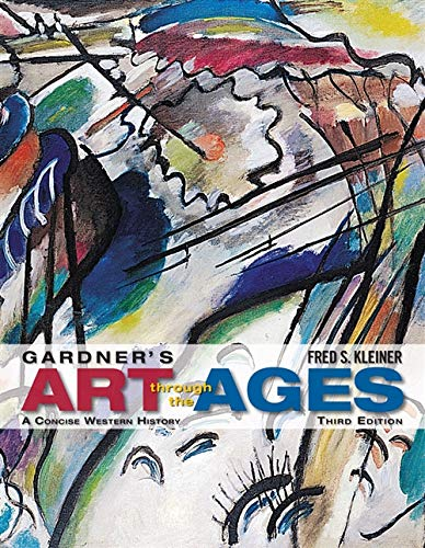 9781133954798: Gardner's Art through the Ages: A Concise History of Western Art (with CourseMate, 1 term (6 months) Printed Access Card)