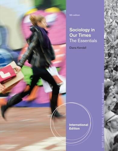 9781133957096: Sociology in Our Times: The Essentials