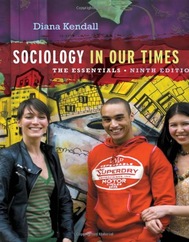 9781133957171: Sociology in Our Times: The Essentials