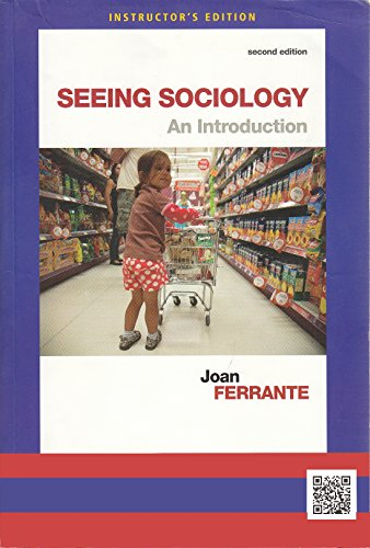 9781133957195: Seeing Sociology - An Introduction (Instructor Edition)