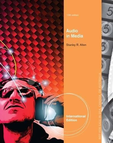 9781133957621: Audio in Media, International Edition