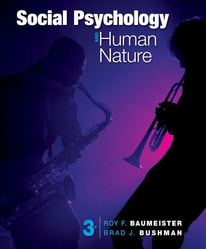 Cengage Advantage Books: Social Psychology and Human: Baumeister, Roy F.