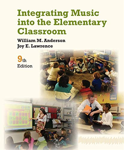 9781133957973: Integrating Music into the Elementary Classroom