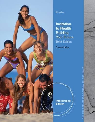 9781133958277: An Invitation to Health: Building Your Future