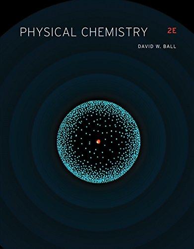 Physical Chemistry: Ball, David W.