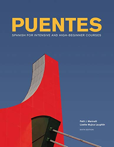 Puentes (National Geographic Enhanced iLRN Solutions): Laughlin, Lizette Mujica,