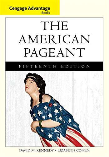 9781133959724: Cengage Advantage Books: The American Pageant