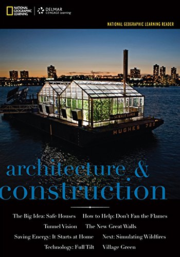 9781133960232: National Geographic Reader: Architecture & Construction (with VPG eBook Printed Access Card) (National Geographic Learning Reader series)