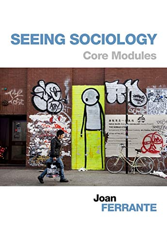 9781133963165: Seeing Sociology: Core Modules