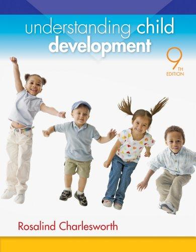 Understanding Child Development: Rosalind Charlesworth