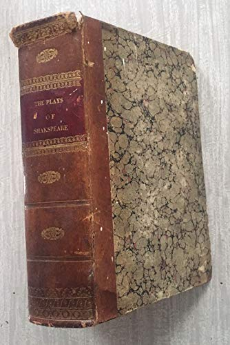 9781135124069: Plays of William Shakspeare, Accurately Printed From the Text of the Corrected Copies Left by the Late George Steevens, Esq., and Edmond Malone, Esq. 8 Volumes