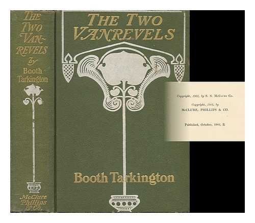 9781135140144: The two Vanrevels 1902 [Hardcover]
