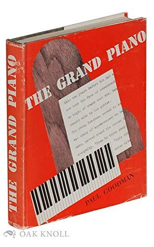 9781135140939: The Grand Piano or, The Almanac of Alienation