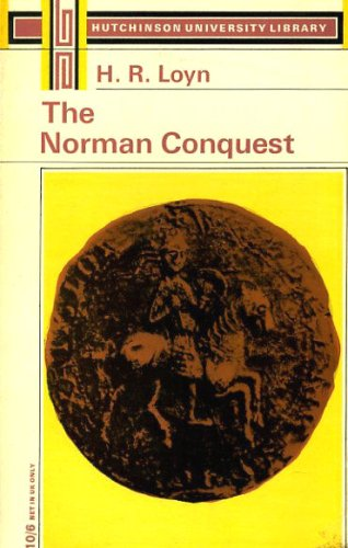 9781135148874: The Norman Conquest (Hutchinson university library: History)