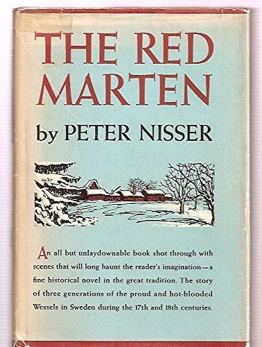 9781135153748: The Red Marten
