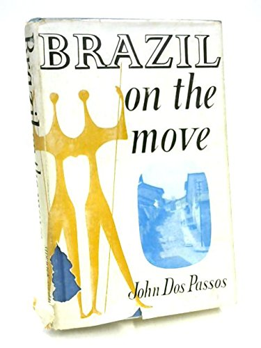 9781135155339: Brazil on the Move