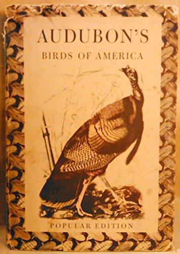 9781135158750: Audubons Birds of America Popular Edition