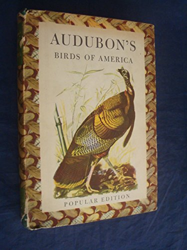 9781135158750: Audubons Birds of America Popular Edition