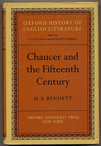 9781135183936: Chaucer and the Fifteenth Century