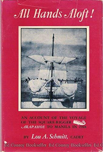 9781135187958: All hands aloft!: An account of the voyage of the square-rigger Arapahoe to Manila in 1918,